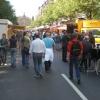 Kaisermarkt - Weekly farmer\'s market in Frankfurt nearby Central station