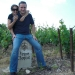 Renato & Paula in Veuve Clicquot Vineyard